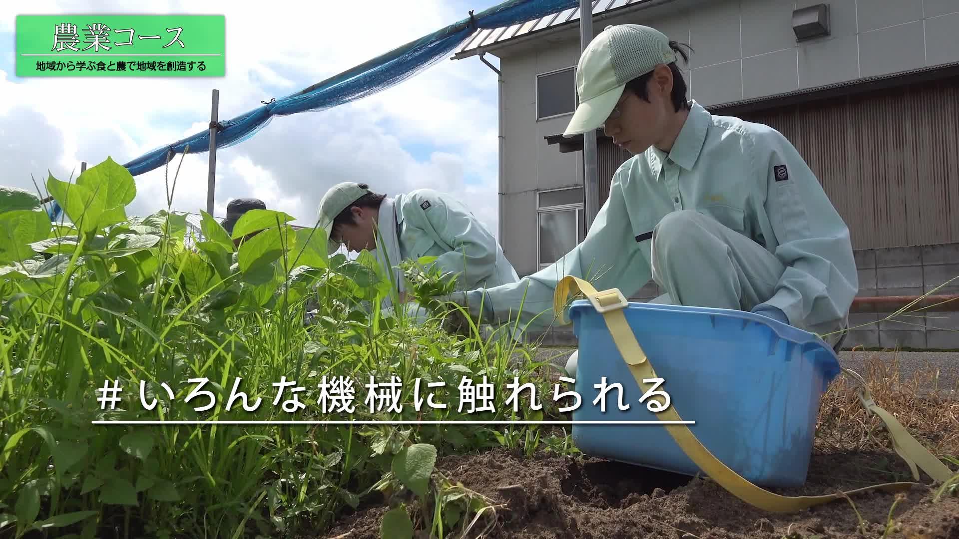 農業コース 2020
